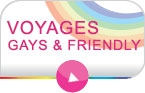 Voyages Gays & Friendly